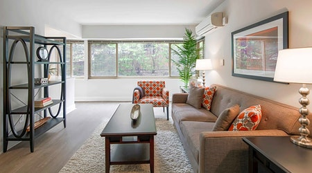 The most affordable apartments for rent in Chevy Chase, Washington