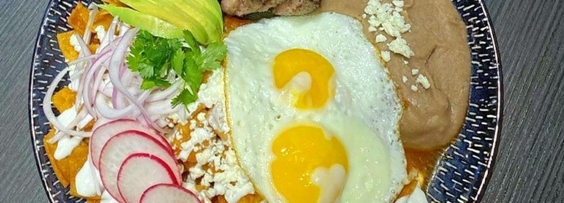 Dalia Cocina Mexicana brings Mexican fare to downtown Los Angeles