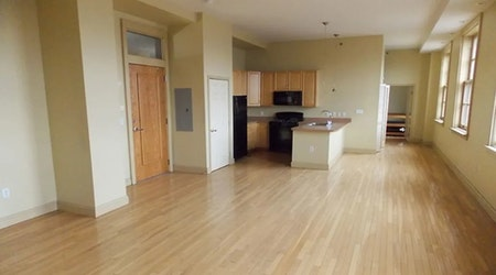 The cheapest apartments for rent in Central, Cleveland