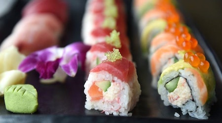 4 top spots for sushi in Indianapolis