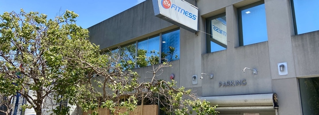 24 Hour Fitness to permanently close nearly half its San Francisco locations