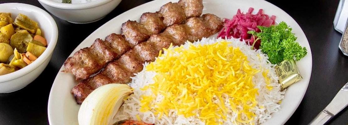 New Eldridge / West Oaks halal spot Aria Persian Grill opens its doors