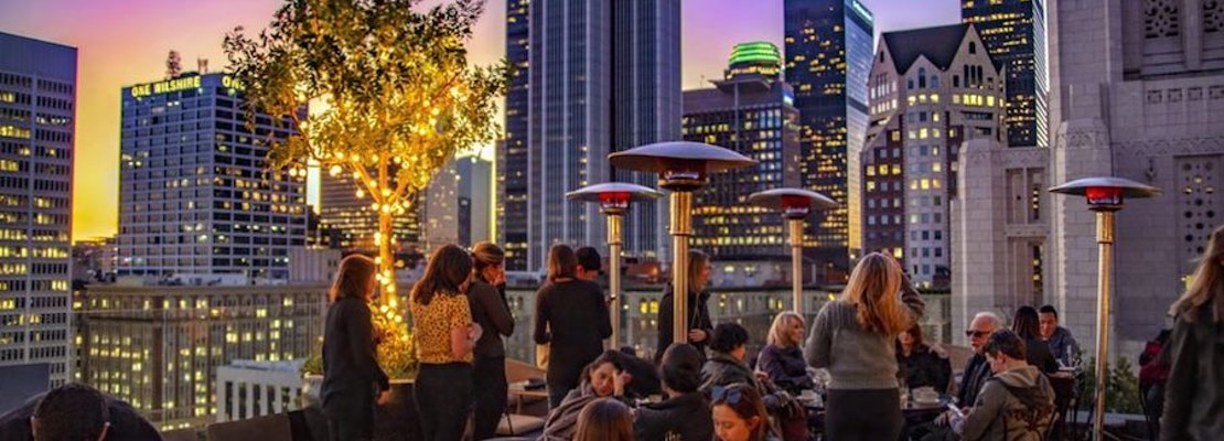 The top 3 lounges for a special occasion in Los Angeles