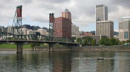 Top Portland news: Fence to be removed from downtown jail; 12+ arrested during Sunday protests; more