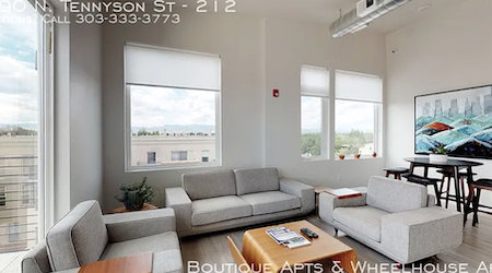 The most affordable apartments for rent in Berkeley, Denver