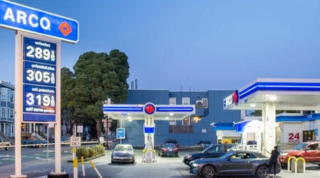Divisadero Arco station goes up for sale