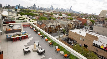 New cocktail bar Kennedy Rooftop now open in Noble Square