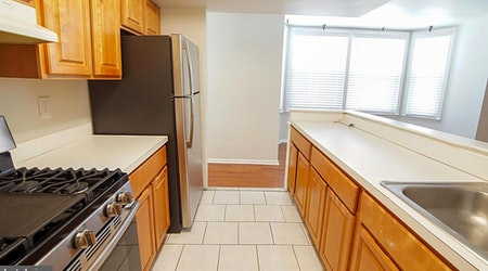 The most affordable apartments for rent in Spring Garden, Philadelphia