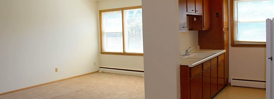 The cheapest apartments for rent in Dayton's Bluff, St. Paul