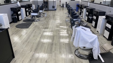 New Gentlemen Fade's Barbershop opens its doors