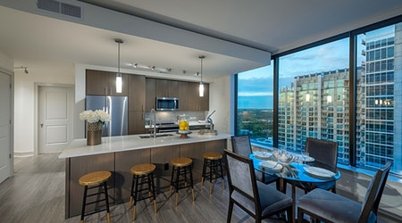 Apartments for rent in Atlanta: What will $2,300 get you?