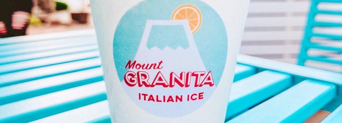 Mount Granita Italian Ice makes University District debut, with ice cream, frozen yogurt and more