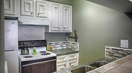 What apartments will $1,200 rent you in Neartown - Montrose, this month?