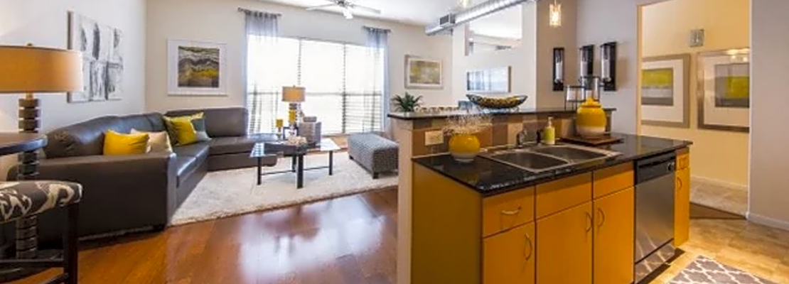 What apartments will $1,000 rent you in West Oaks, right now?