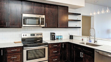 What apartments will $1,800 rent you in Downtown, right now?