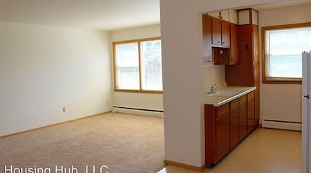 Renting in Saint Paul: What's the cheapest apartment available right now?