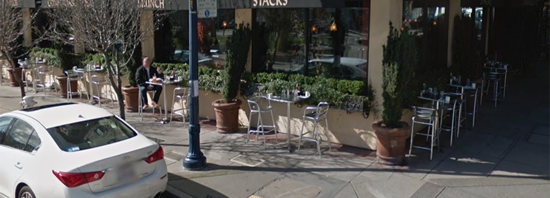Hayes Valley's Stacks appears to have closed permanently