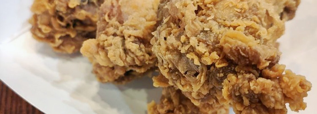 New chicken shop TKK Fried Chicken now open in Sharpstown