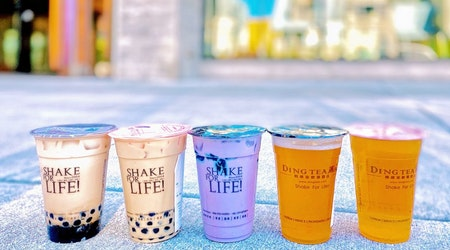 Ding Tea Williams makes Boise debut, with bubble tea and more