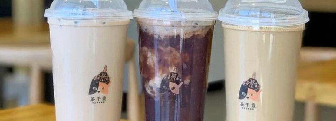 Timeless Tea makes University District debut, with bubble tea and more