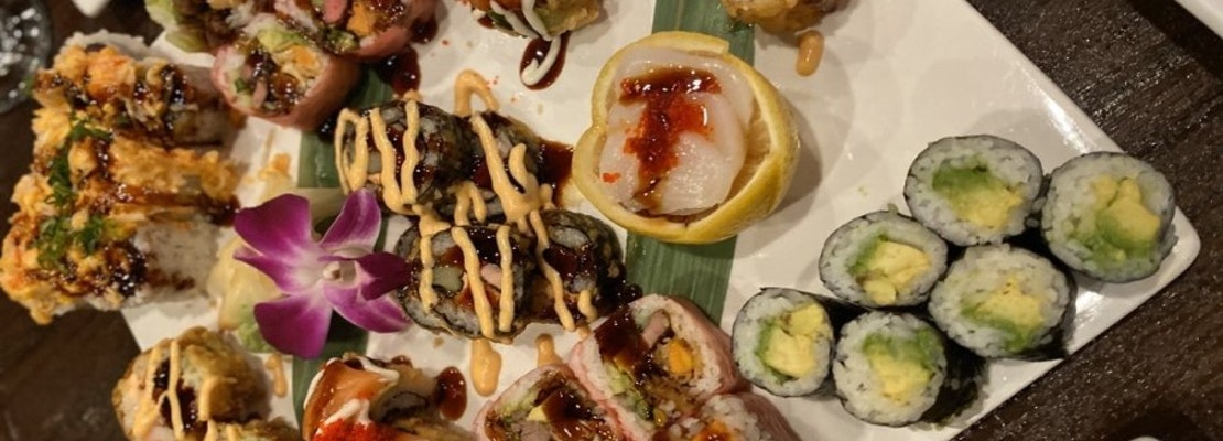 4 top spots for sushi in Worcester