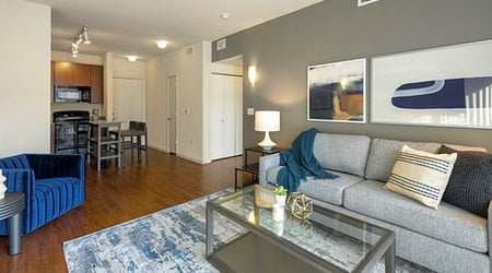 What apartments will $1,900 rent you in North Burnett, this month?