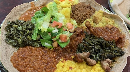 Washington's 4 favorite spots to find budget-friendly African fare