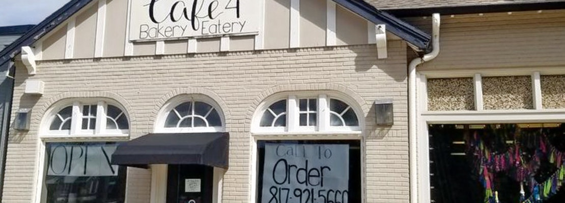 New bakery and eatery Cafe 4 now open in Park Hill