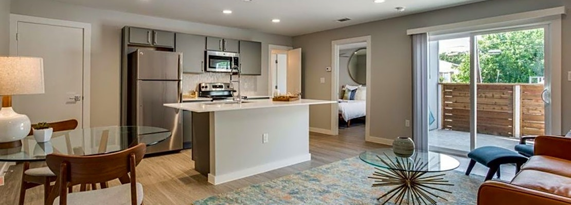 Apartments for rent in Dallas: What will $1,600 get you?