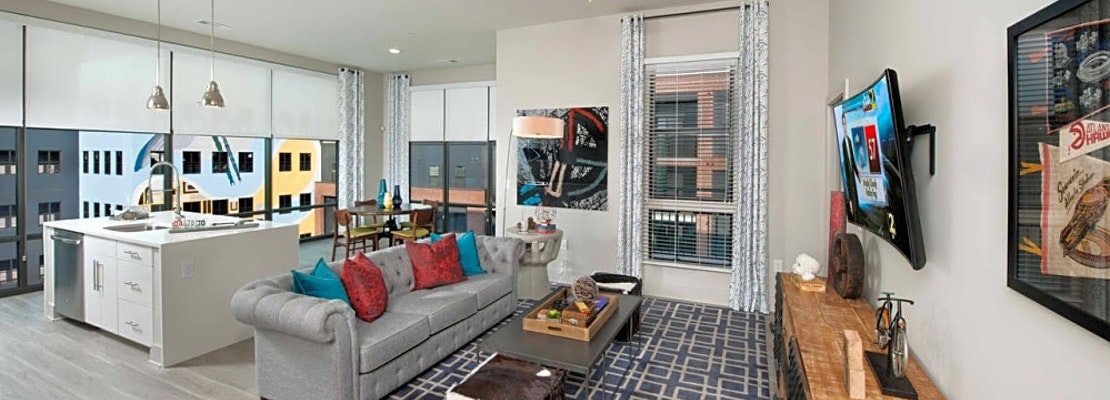 Apartments for rent in Atlanta: What will $2,400 get you?