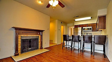 The cheapest apartments for rent in Northeast Dallas