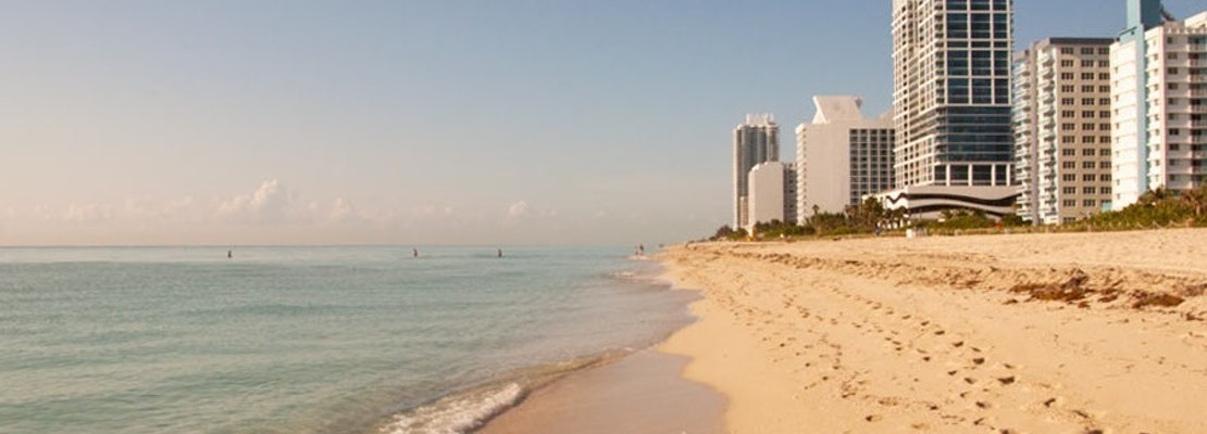 Top Miami news: Cyclist dies after collision with police car; all beaches to close over July 4th