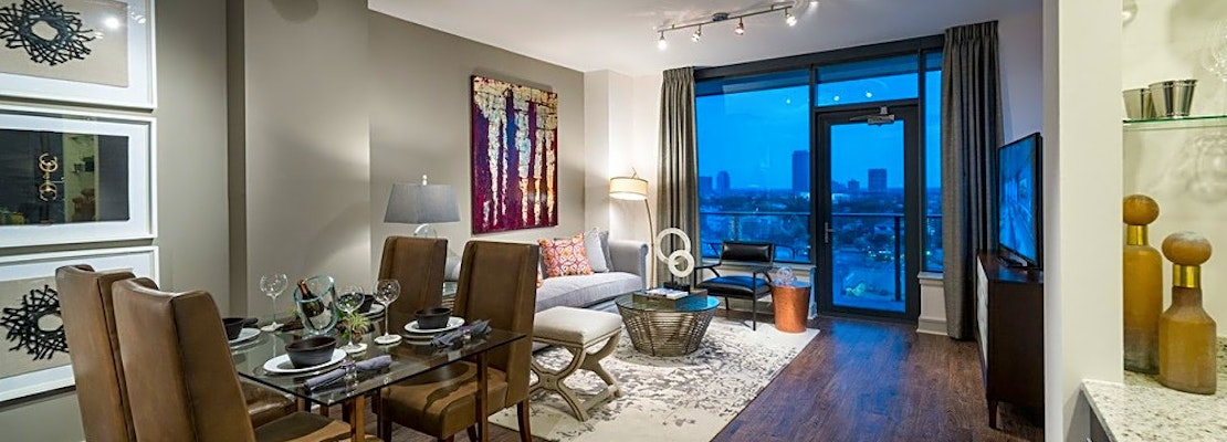 Apartments for rent in Houston: What will $1,600 get you?