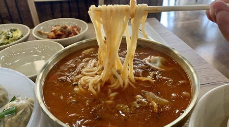 MDK Noodles makes Sharpstown debut, with noodles and more