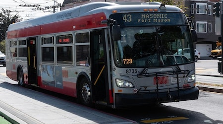 SFMTA to create emergency transit-only lanes for 3 key corridors