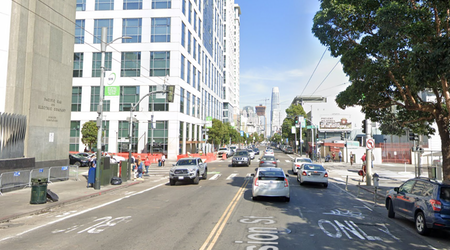 Muni bus driver strikes 35-year-old pedestrian, now in critical condition