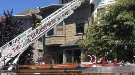 1 killed, 1 injured in Presidio Heights house fire