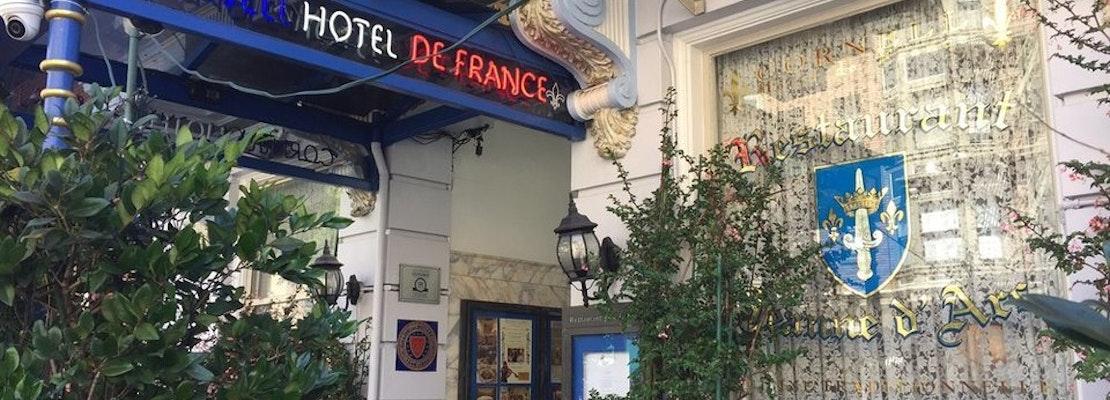 SF Eats: 48-year-old Jeanne d'Arc Restaurant closes; Samovar Tea to 'hibernate' its locations; more