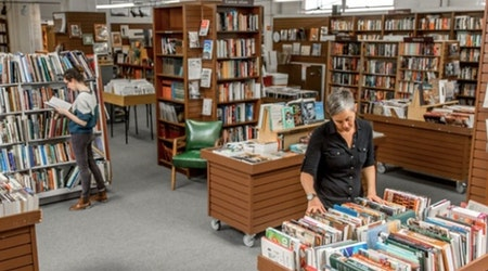 Friends of the San Francisco Public Library shutters Fort Mason store, shifting sales online