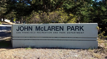 McLaren Park ropes course construction starts, a year behind schedule
