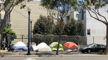 'It's a boiling point': City ignores District 5 encampments as COVID-19 threat rises