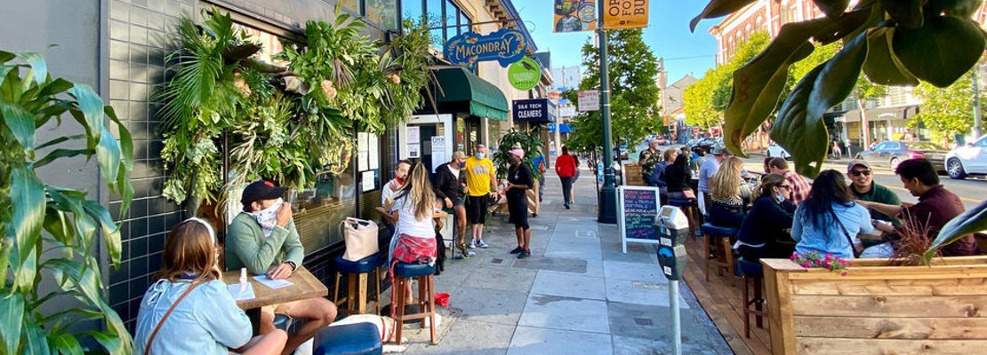 SF restaurants adapt to outdoor seating — and customer policing