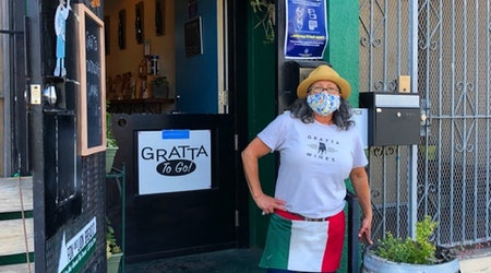 Out of the garage: Gratta Wines to move production, open new market in Bayview