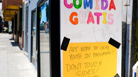 San Francisco's first 'Community Fridge' brings free food to under-resourced Mission residents