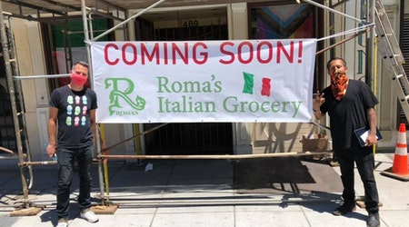 SF Eats: SoMa gets Italian grocery with meal kits; Whitechapel adds outdoor beer garden; more