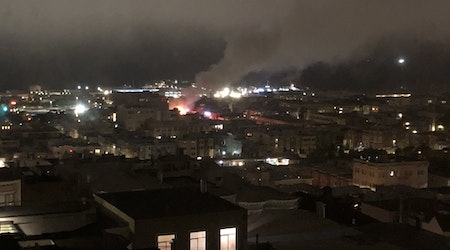 2-alarm North Beach fire sends 1 person to the hospital [Updated]