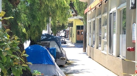 Concerned by growing tent camps, Hayes Valley neighbors lobby for safe sleeping site