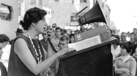 Remembering Ruth Weiss, North Beach poet and provocateur