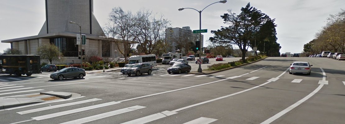 Pedestrian killed by driver in early-morning Cathedral Hill crash [Updated]