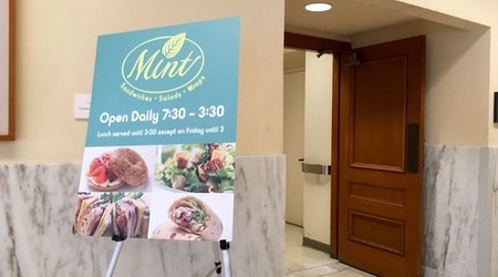 SF Eats: SF's City Hall, courthouse cafés to close for good; Sidewalk Juice expands to Haight; more